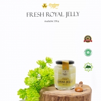 Royal Jelly Fresh / Murni 150 gr
