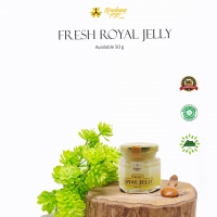 Royal Jelly Fresh / Murni 50 gr