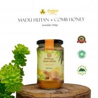 Madu Hutan + Comb 350 gr